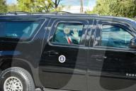 NEWS -  Auf dem Weg zu seinem Rückzugsort: Ex-Präsident Trump unterwegs nach Mar-a-Lago