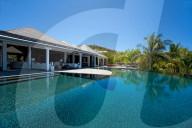 PEOPLE - Robbie Williams isoliert sich in einer luxurišsen Villa auf St. Barth