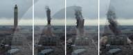 NEWS - Alles unter Kontrolle: Schornstein Sprengung am Kraftwerk Rugeley