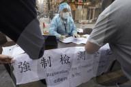 NEWS - Furcht vor Corona-Ausbruch: Hongkong schottet ganzen Stadtteil ab