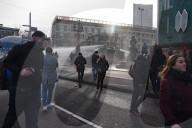 NEWS - Coronavirus: Ausschreitungen bei Protesten gegen Lockdown
