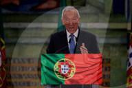 NEWS - Portugal: Präsident Marcelo Rebelo de Sousa ist wiedergewählt worden