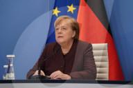 NEWS - Angela Merkel nimmt an virtuellem WEF-Treffen teil