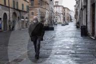 NEWS - Coronavirus: Perugia im Lockdown