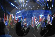 NEWS - 2021 Alpine Ski-Weltmeisterschaften in Cortina: Eröffnungszeremonie
