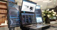 FEATURE - Erstaunlicher Laptop mit 7 Bildschrimen für alle IT-Einsätze