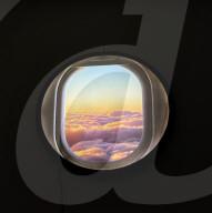 FEATURE - Nachgebautes Flugzeugfenster erzeugt Feriengefühl zuhause