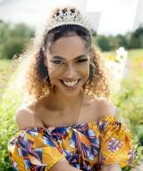 FEATURE -  Schönheitskönigin mit Multipler Sklerose: Zara-Lucy Whitehead vertritt Nigeria bei der Miss All African Colours
