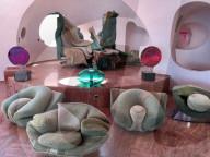 """FEATURE -  Pierre Cardins Sommerhaus """"Palais Bulles"""" in Cannes wird für 340 Millionen Franken angeboten"""