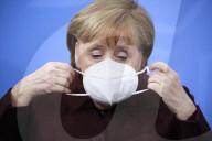 NEWS - Merkel und Söder orientieren über neueste Beschlüsse zur Covid-19-Pandemie