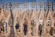 NEWS - Coronavirus: Mailand öffnet den Dom wieder