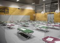 NEWS - Strassburg öffnet während Kältewelle eine Turnhalle für Obdachlose