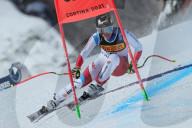 SPORT - Ski-WM: Gut-Behrami rast im Super-G vor Suter zu WM-Gold