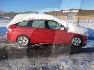 FEATURE - Eingeschränkte Sicht: Polizei in Dundee stoppt Autofahrer mit völlig zugeschneitem PKW