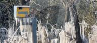 FEATURE - Tiefgefroren: Eine Radar-Falle im winterlichen St Albans