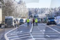 NEWS - Coronavirus: So gut wie dicht - die Grenze zwischen Deutschland und Tschechien