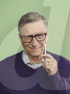 PORTRAIT - Bill Gates