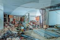 FEATURE - Verlassene Überreste eines ehemaligen staatlichen Sanatoriums in der Slowakei