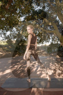 PEOPLE - Cara Delevingne posiert für PUMAs neue Linie aus recycelten Stoffen