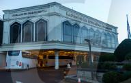 NEWS - Coronavirus: Flugpassagiere in Quarantäne im Radisson Blu Hotel Heathrow , London