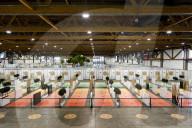 NEWS - Coronavirus: Eröffnung des grössten Impfzentrums in der Region Brüssel