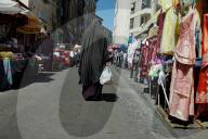 NEWS - Thema Burka-Initiative: Verhüllte Musliminnen (Archiv)