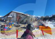 NEWS - Coronavirus: Offene Terrassen im Skigebiet Savognin GR