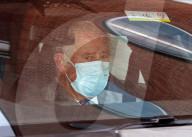 ROYALS - Prinz Charles verlässt das King Edward VII's Hospital in London nach einem Besuch bei seinem Vater, Prinz Philip