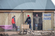 PEOPLE - Ex Top Gear Moderator Jeremy Clarkson hat eine Alkohollizenz für seinen Diddly Squat Farm Shop in Chipping Norton beantragt