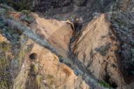NEWS -  Bauabarbeiten am beschädigten Highway 1 in Big Sur, Kalifornien