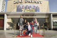 PEOPLE - Wachsfiguren:  Erster roter Teppich des Jahres im Zoo Palast in Berlin