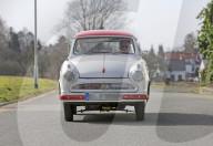 FEATURE - Ausfahrt mit einem Oldtimer LLoyd Alexander TS Baujahr 1960 in Seeheim: Ein wirtschaftliches Fahrzeug mit sportlichen Ambitionen