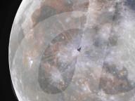 FEATURE - Seltenes Schaupiel: Vorbeiflug der ISS vor dem Mond