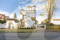 FEATURE - My Home is my Castle: Die Minischloss Villa High Morland Lodge in Knutsford steht für knapp 1 Mio zum Verkauf