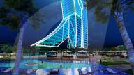 FEATURE - Neuer Wolkenkratzer für Dubai ist von einer Wäscheklammer inspiriert