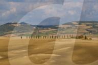 FEATURE - Weckt Reiseerinnerungen: Toskana im Herbst