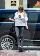 """PEOPLE - Heidi Klum vor der Aufzeichnung von """"America's Got Talent"""""""