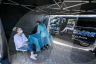 NEWS - Coronavirus: Erstes mobiles Labor für PCR-Tests in Belgien