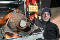 NEWS - Bombenfund in Hamburg-Wilhelmsburg