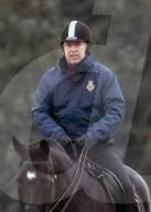 ROYALS - Prinz Andrew reitet aus in Windsor
