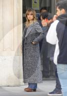 PEOPLE -  Penelope Cruz bei Dreharbeiten zum neuen Film 'Madres Paralelas' von Pedro Almodovar in Madrid