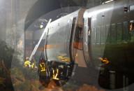 NEWS - Mindestens 50 Tote bei einem der schwersten Zugunglücke in der Geschichte Taiwans
