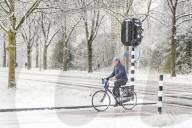 NEWS - Schneefall in Holland