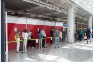 NEWS - Coronavirus: Das Corona-Testzentrum im Flughafen von Palma de Mallorca
