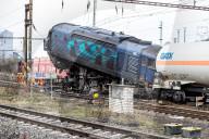 NEWS -  Zusammenstoss zweier Güterzüge  in Tschechien