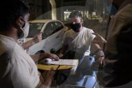 NEWS - Coronavirus: Nächtliche Ausgangssperre in Neu-Delhi