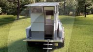 FEATURE - Aus dem Tesla CyberTruck wird ein Wohnmobil