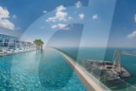 FEATURE - Hotel in Dubai hat den höchsten Infinity-Pool der Welt