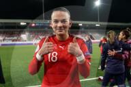 SPORT - Fussball: Frauen-Nati fährt an die EM 2022 nach Sieg über Tschechien