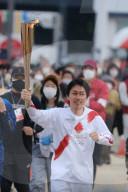 NEWS - Olympischer Fackellauf für Tokio 2020 in der Präfektur Wakayama